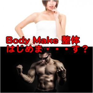 BodyMake整体